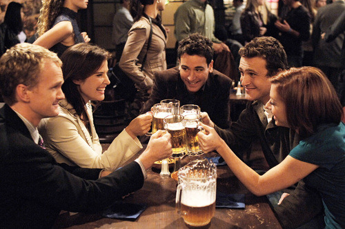 "irembektas:  I love ""HowIMetYourMother"""