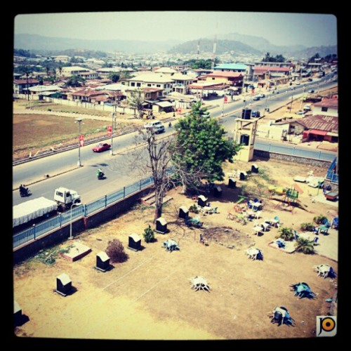 jideodukoya:  The Beautiful City of Ekiti (Taken with Instagram)