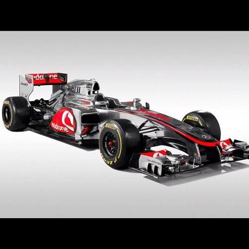 Stunning! #vodafone #mclaren #mercedes  (Taken with Instagram)