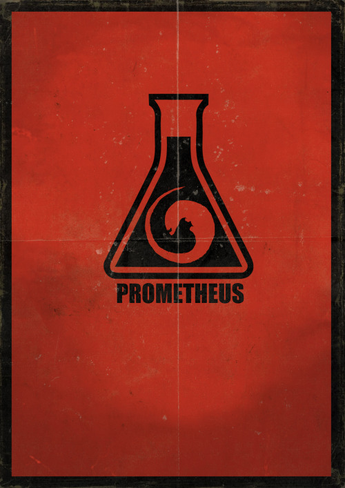 Prometheus by damienwake