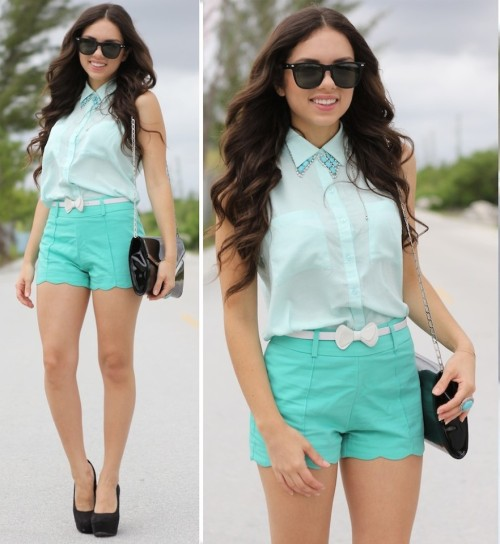 lookbookdotnu:  A la' TIFFANY. (by Daniela Ramirez)
