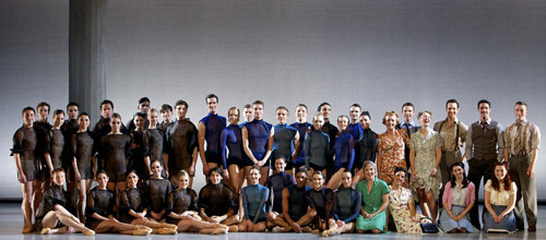 Webcast from dancers' class - Friday 22 June at 1.30pm We'll be broadcasting live from a very special dancers' class in the Peter Darrell Studio at Scottish Ballet's headquarters. Scottish Ballet, English National Ballet and National Dance Company Wales are currently on tour with Dance GB, and this webcast offers the unique opportunity to watch all three companies taking their daily technique class together. The class will be followed by a Q&A session with dancers Christopher Harrison (Scottish Ballet), Annabeth Berkeley (National Dance Company Wales) and Begoña Cao (English National Ballet), and we'll be taking questions live online. Send us your questions via Twitter (@scottishballet, #DanceGB) or Facebook.
