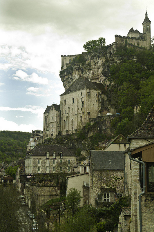 home-of-amazons:  Rocamadour by Julian Weitzenfeld