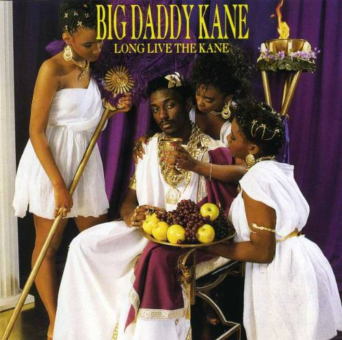 6/21/88 - Big Daddy Kane releases his debut album, Long Live The Kane, on Cold Chillin' Records. Do you remember that summer? I sure do.