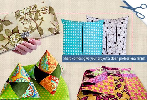 internationalsewingpatterns:  Are You Stitching & Clipping Corners Correctly?