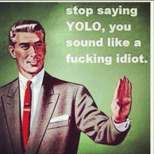 Hahaha #yolo #instagood #popular #follow #haha #funny (Taken with Instagram)