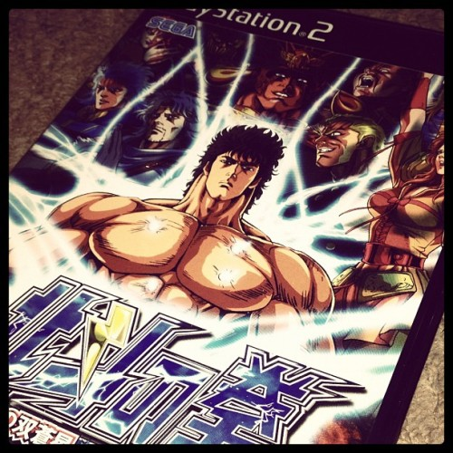 YOU WA SHOCK!!! #anime #classic #manga #HNK (Taken with Instagram)