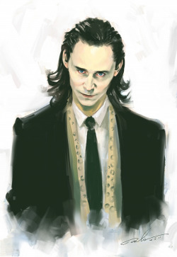robot-timberwolf:  I'm Loki'd (by 菊叔)