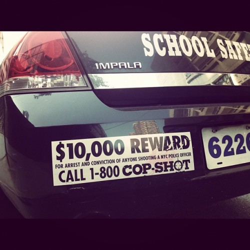Cop shot reward (Taken with Instagram)