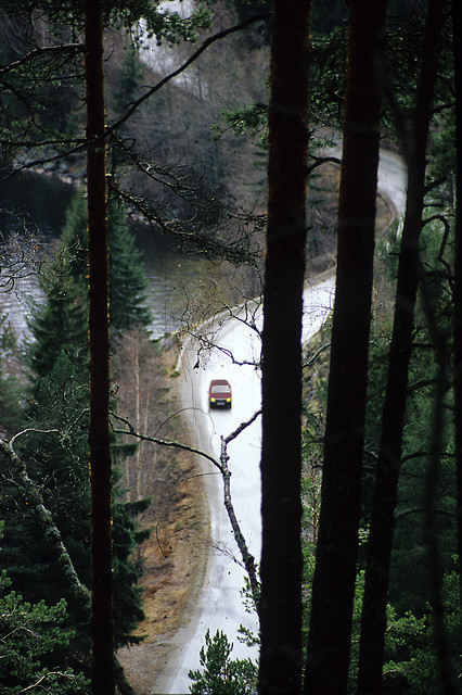 ourwildways:  The car by haraldna on Flickr.