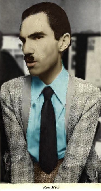fantomato:  Ron Mael-Sparks  I made this. :D