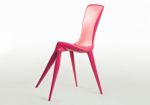 Basic Instinct Chair by Vladimir Tsesler.