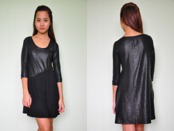 SNAKESKIN DRESS | P250.00  AVAILABLE  To order, copy item code (WD46P250) and send order form here.