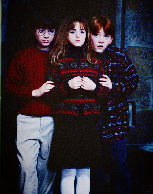 The Golden Trio.
