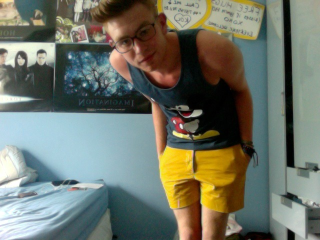 Finally cut my hair and got a new pair of short shorts. Today is a good day.