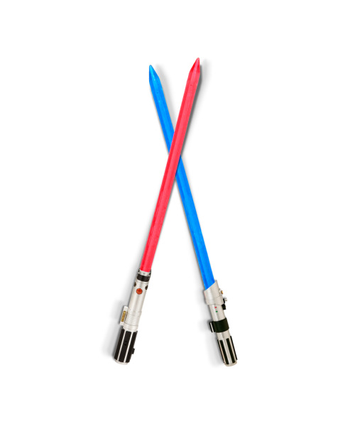 Lightsaber Toothpicks. Get on this, plastic toothpick industry.