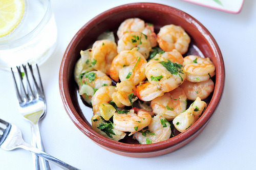 Gambas Al Ajillo (Recipe)