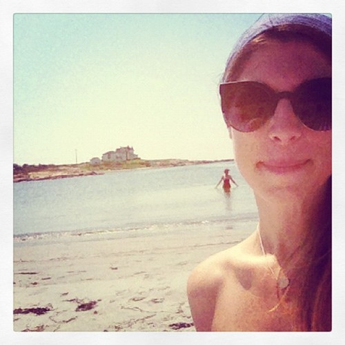 trifecta minus @bjmatheny (Taken with Instagram at gooseberry beach)