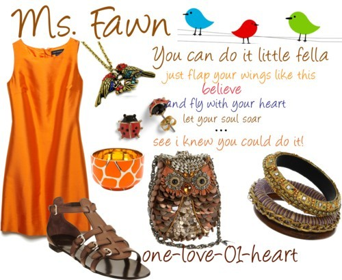 Ms, Fawn You can fly!! by one-love-01-heart featuring wooden jewelryPink Tartan wool shift dress, 213 CADGiuseppe Zanotti ankle strap sandals, $550Mary Frances Accessories shoulder handbag, $222Fantasy Jewelry Box antique necklace, $27Metal jewelry, $18Miss Selfridge wooden jewelry, £5Orange Giraffe Print Large Chubby Bowl