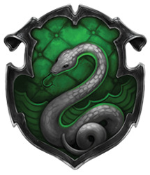 SLYTHERIN FOR THE HOUSE CUP!