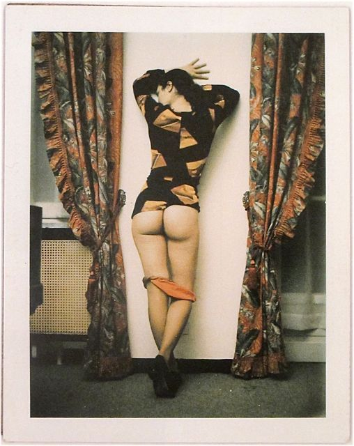 Polaroid by Carlo Mollino