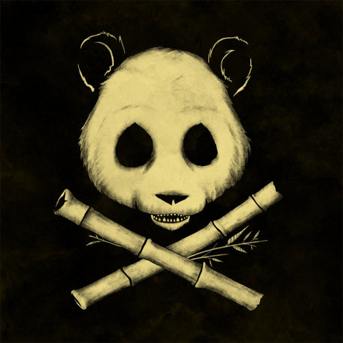panda-digest:  The Jolly Panda - by charityryan
