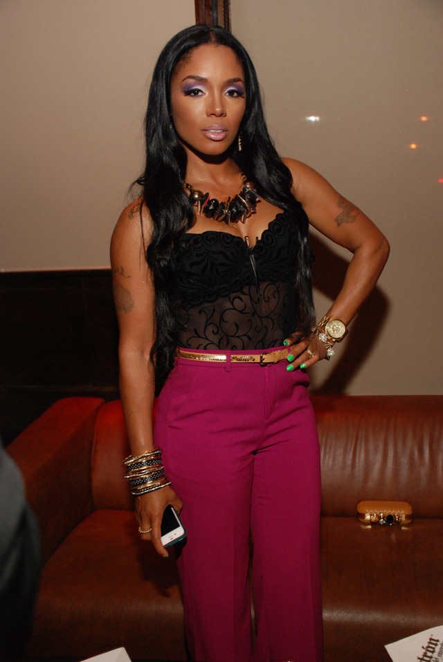 Rasheeda at the VH1 Love and Hip Hop Atlanta Premiere Party looking flawless as always :)