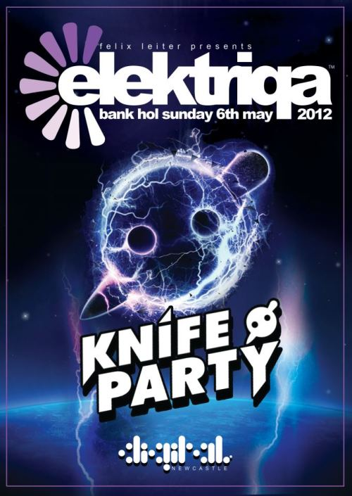 Felix Leiter Presents - Elektriqa with Knife Party
