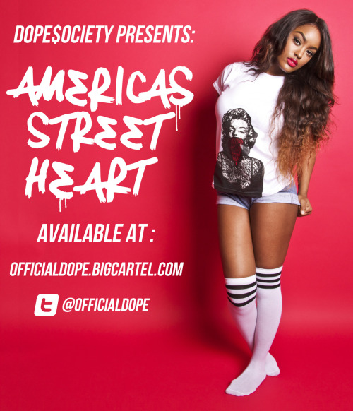 Americas Street Heart ( Look Book )