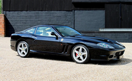 Ferrari 575 MM F1. Price: £63,995. Here.