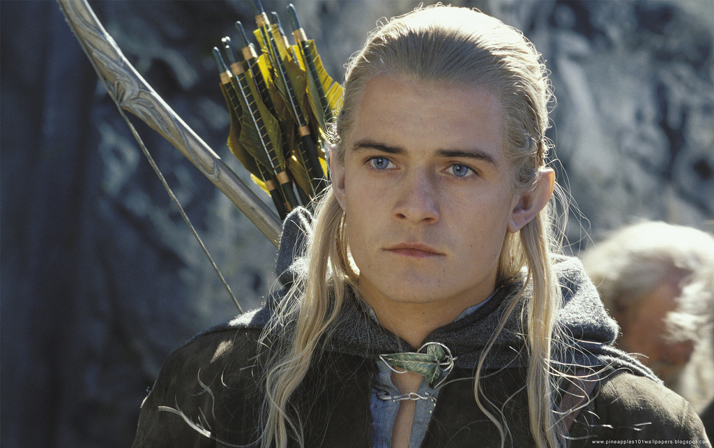 Legolas, Son of Tharanduil.