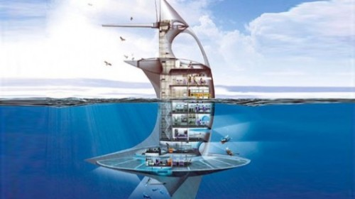 Futuristic SeaOrbiter vessel set for October construction Read More