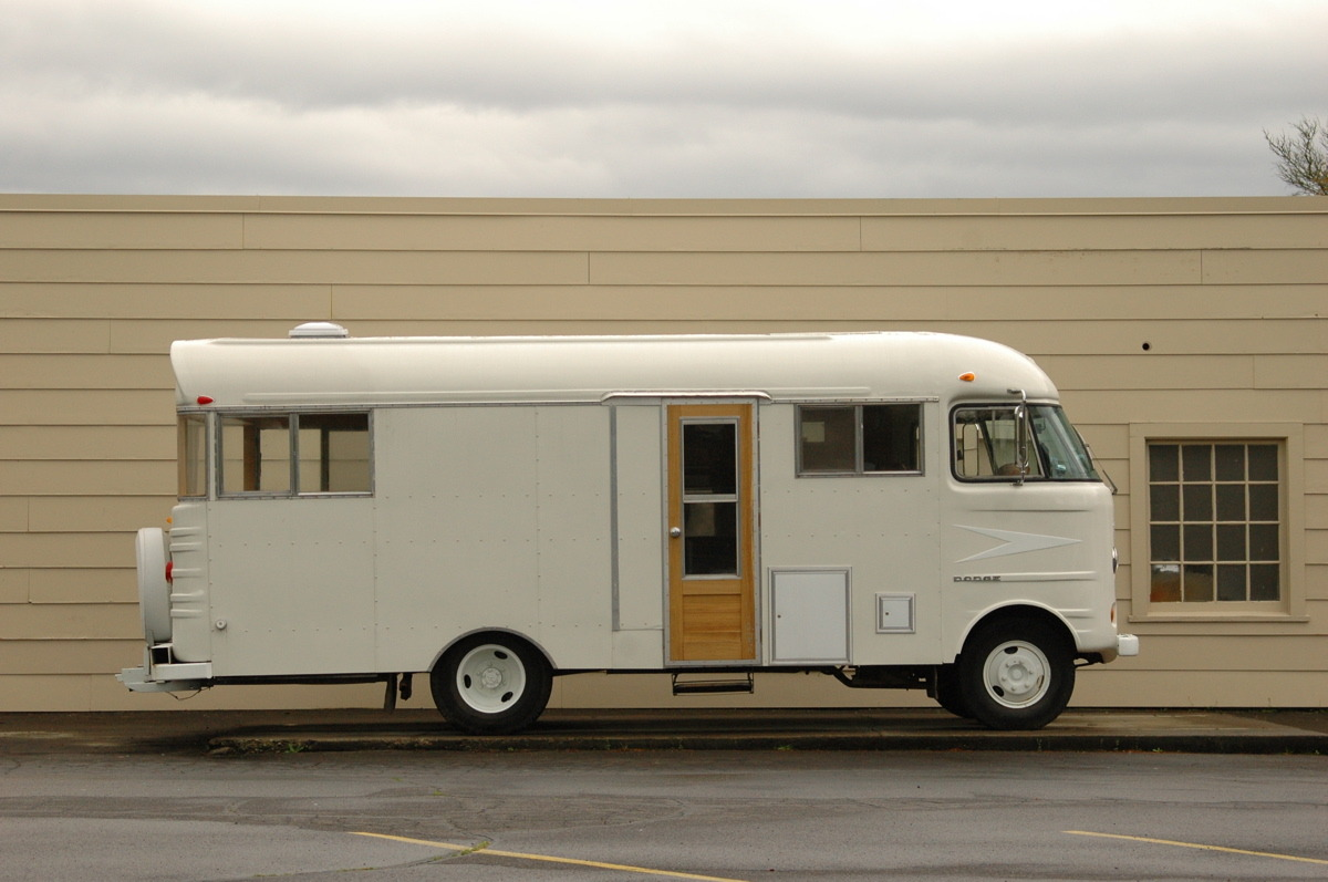 All I need is Rosey, this camper, and the open road…