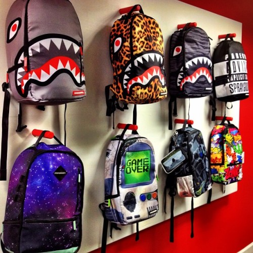itsjunkclothing:  The dream collection '12 @sprayground (Taken with Instagram at Sprayground HQ)