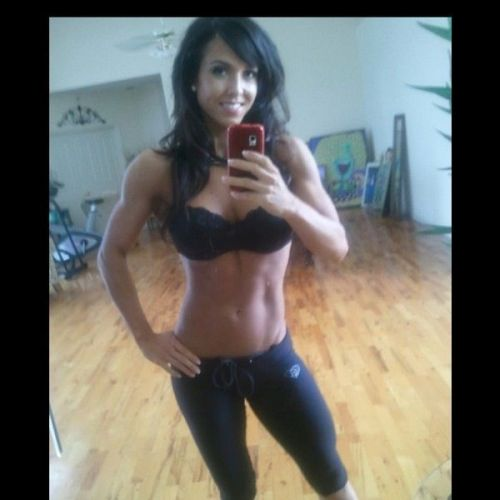 militaryfit-bombshell:  What a honey!