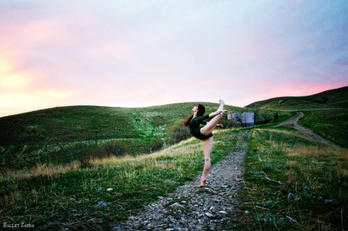 Dancer - Beckanne Sisk.Location - Salt Lake City, Utah.© 2012 Oliver Endahl