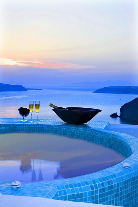 Santorini, Greece! <3