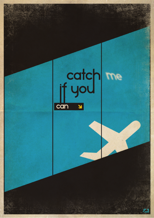 Catch Me If You Can by zoli89