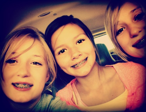 Me and my besties(: