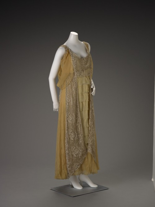 Dress late 1910s The Indianapolis Museum of Art