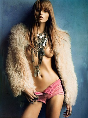 Abbey Lee Kershaw : Greg Kadel photography