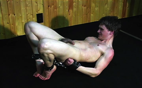 "First you were put in this position, and then your chastity belt was slowly unlocked and removed. Your member had stiffened instantly, but you lay quietly awaiting your instruction. You had waited this long, you could wait just a few minutes more. ""You lasted an entire month without whining and served your master's every will, so you've definitely earned the right to a chance to cum. Now now, don't whimper, you didn't think I'd make it easy for you, did you? If you don't succeed this time, you can just try again next month! Your five minutes starts…NOW!"""