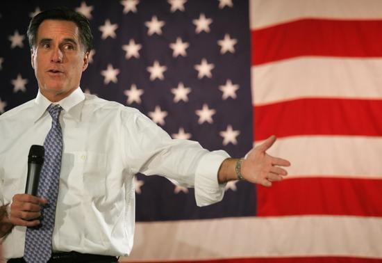 Romney vows to tackle immigration in 'civil' manner  Mitt Romney pledged Thursday to overhaul the green card system for immigrants with families and end immigration caps for their spouses and minor children. (Essdras M. Suarez/Globe Staff)
