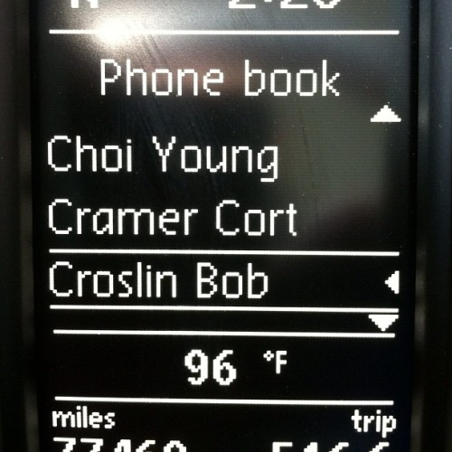 @cortcramer it's not cx training when it's this hot (Taken with Instagram)
