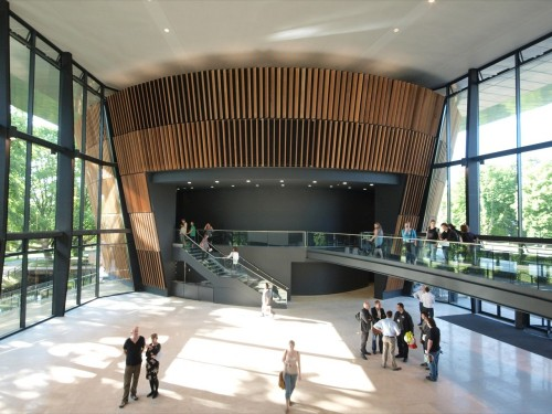 Royal Welsh College of Music & Drama / BFLS Architects