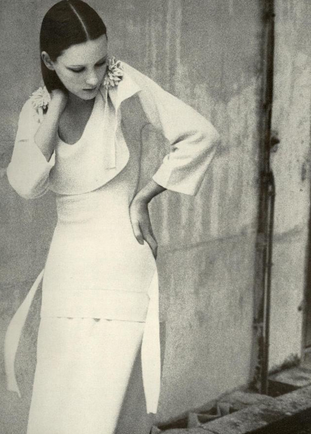 bienenkiste:  Paris Ready-to-Wear Preview shot by Deborah Turbeville for Vogue US January 1975