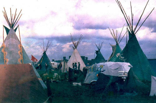 The Stonehenge Free Festival, 1972-1985 I've got fleeting memories of the Stonehenge Free Festival, having driven past it a number of times when I was child visiting relatives. Stonehenge was a regular pit-stop during the journey to freshen up and use the public toilets. However, during the festival my parents reminded me not to speak to strangers and 'avoid the hippies' where possible. To me, the whole gathering looked really exciting - it's a shame I wasn't older at the time so that I could have experienced it all a bit better Sadly, the festival came to an abrupt end in 1985 with the now infamous Battle of the Beanfield. An aggressive police riot ensued after hundreds of travellers, known affectionately in the media as the Peace Convoy, became trapped by an exclusion zone that had been set up around Stonehenge. You can seen footage from the incident HERE