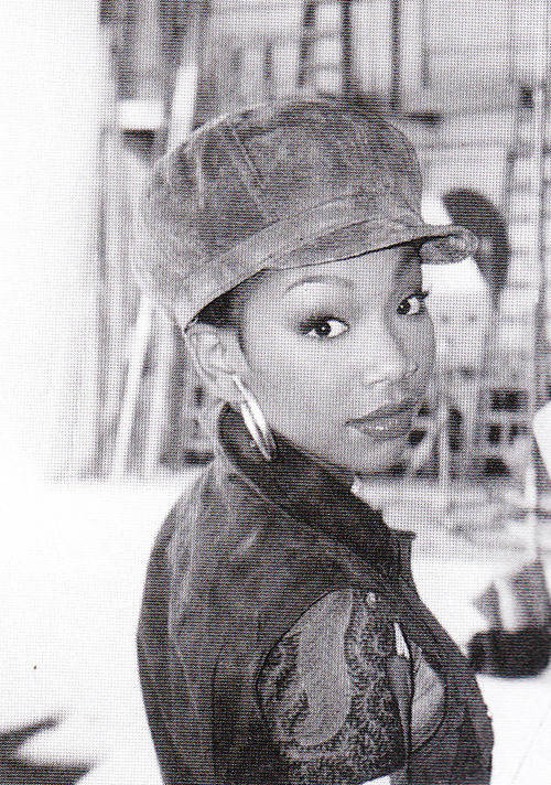 Brandy-back in the day! :1994: