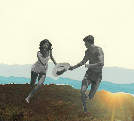 """Happy together"" by: aricollage Analogue collage"
