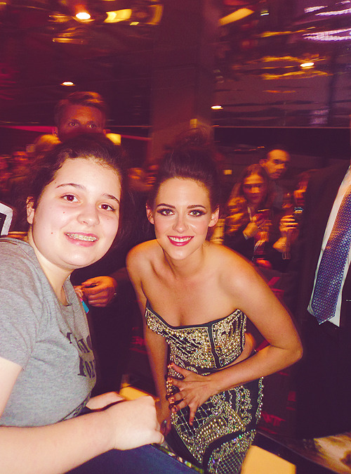 Fan Pictures from the SWATH Sydney premiere (x)